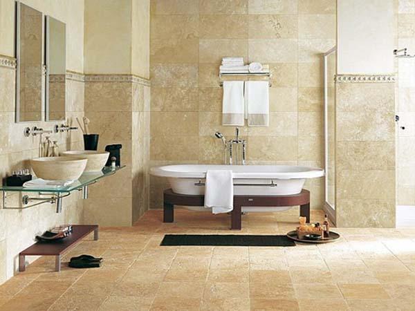Мрамор - натуральный камень для бани / ванной