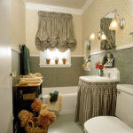 Стиль Прованс для ванной - фото смотреть