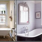 Ванная комната во французском стиле Провансаль