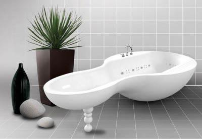 Лучшие акриловые ванны 2015