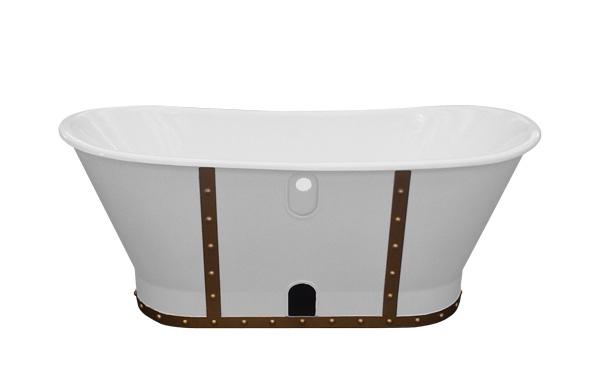 Чугунная ванна Novian