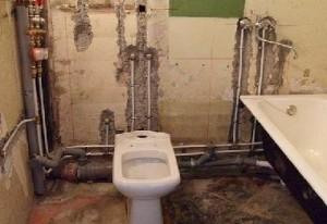 Ремонт ванной и сан изла