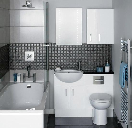 Дизайн ванной комнаты 3, 4 и 5 кв м