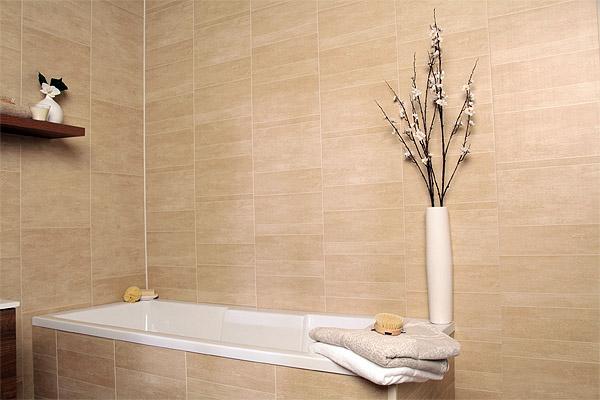 Оформление ванной комнаты панелями пвх