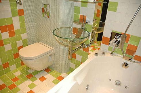Выбор плитки в ванную в хрущевке