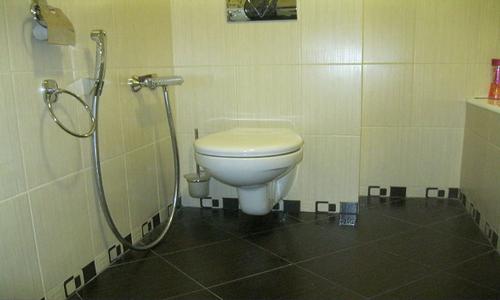 Экономный бюджетный вариант отделки ванной