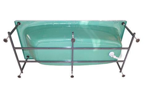Каркас под акриловую ванну своими руками