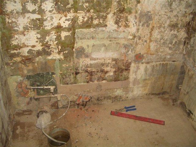 Пошаговая инструкция по ремонту ванной