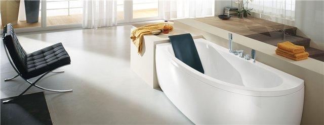 Красота акриловой ванны