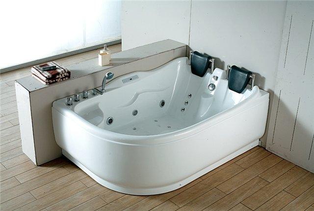Гидромассажная ванна на двоих