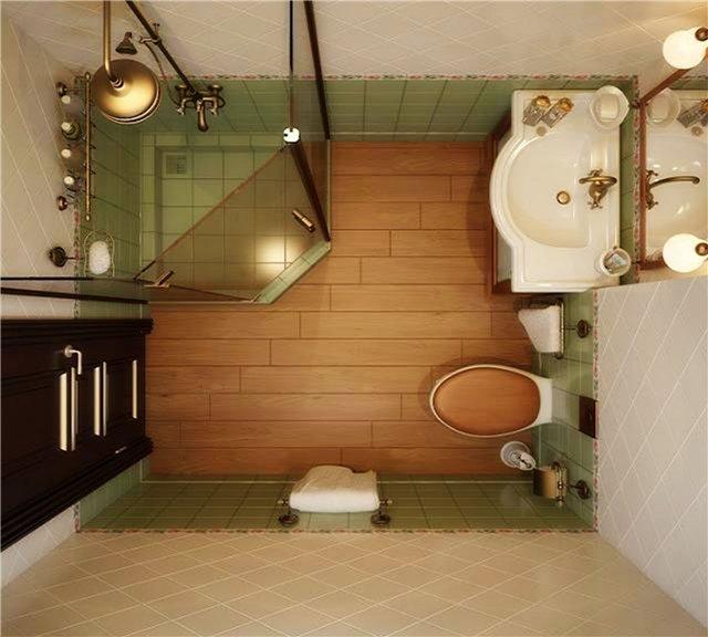 Важность правильной планировки современной ванной комнаты