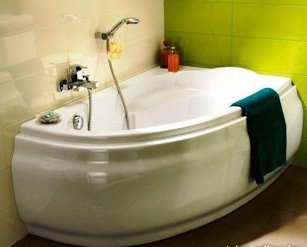 Акриловые ванны Cersanit, качество и надежность