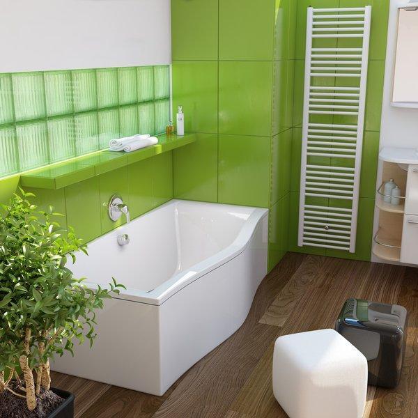 Тоже качественные ванны Ванны из акрила от фирмы Ravak