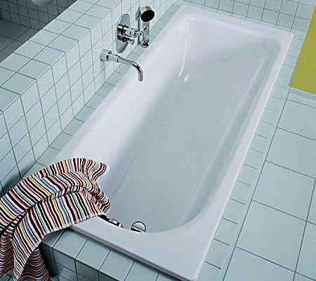 Чугунная ванна Рока Континенталь - берите зарубежный товар