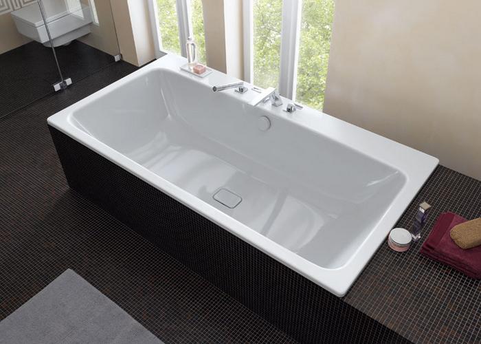 Kaldewei: стальная ванна нового поколения