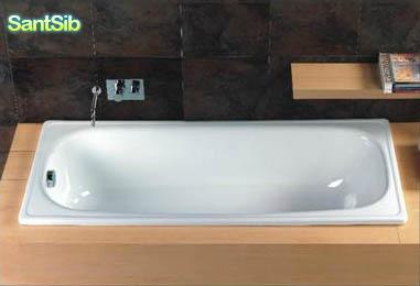 BLB - хорошее решение для вашей ванной комнаты - стальная ванна