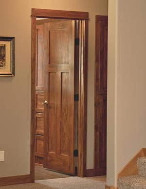 Двери МДФ для ванной комнаты: ставить или нет?