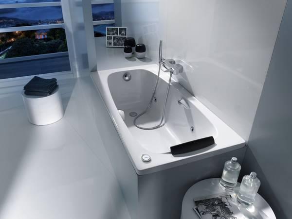 Элегантная акриловая ванна с гидромассажем от 1Марка