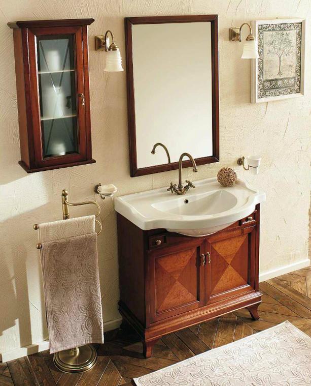 Labor Legno - итальянская мебель для ванной