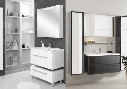 «Акватон» занимается серийным производством мебели для ванной