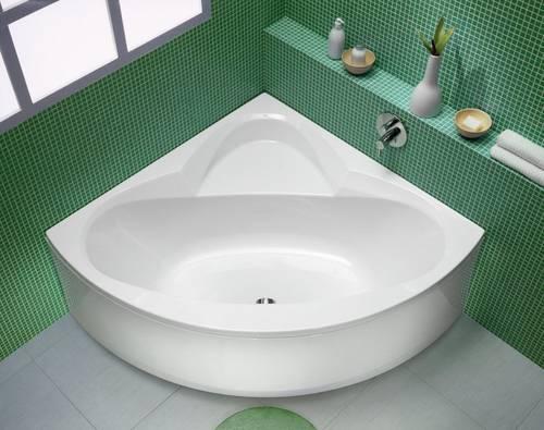 Недорогая маленькая ванна