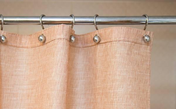 Как установить штангу для шторок для ванной самому
