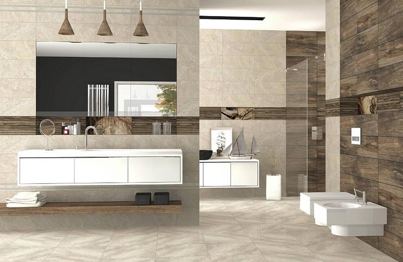 Польская плитка в ванную