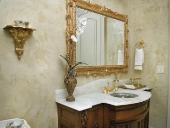 Способов, как сделать стены в ванной без плитки, довольно много