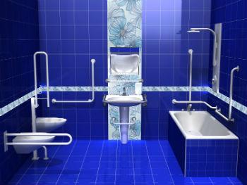 Среди требований, которые относятся к поручням на стену в ванной, стоит отметить достаточный уровень прочности