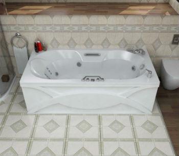 Способ монтажа рукояток для ванной, в первую очередь, зависит от их размещения