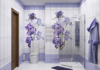 Обшивка стен панелями из пластика имеет ряд преимуществ перед другими способами отделки