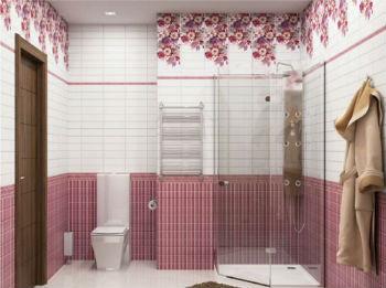 Среди плюсов, которые обеспечивает установка стеновых панелей в ванной, следует отметить высокую скорость монтажа