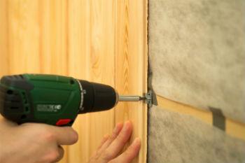 При сборке несущей конструкции можно не беспокоиться о перекосах и подгонке