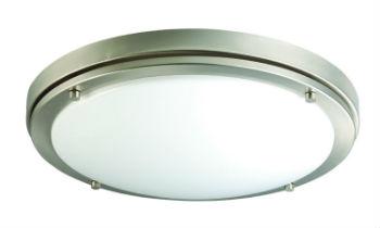Допускается использовать одновременно несколько типов – например, светодиодные светильники для ванных комнат потолочные и обычные встраиваемые приборы