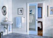 сдвижные двери для ванной комнаты