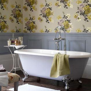 стены ванной