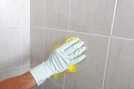 отчистить швы между плиткой в ванне