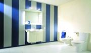альтернативы керамической плитке для отделки стен