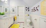 ванная в белой цветовой гамме