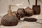бронзовые аксессуары для ванной