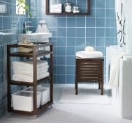 деревянной мебели для ванной