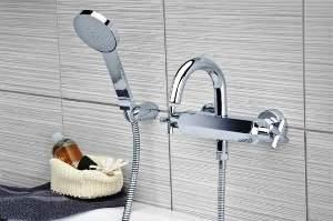 кран для ванны