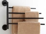 выбрать вешалку для полотенца