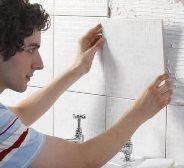просчитать расход плитки для ванной