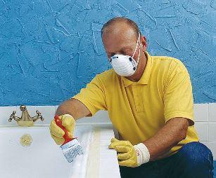 чем красить ванну