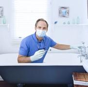 восстановить эмаль на ванне