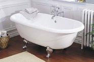 ремонт старой чугунной ванны