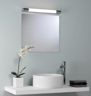 лампа над зеркалом