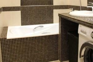 хитрости дизайна ванны