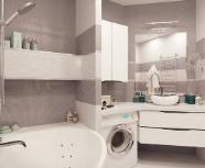 дизайн ванны площадью 5 кв.м